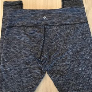 Lululemon Size 10 Heavier Weight Leggings CLEAN